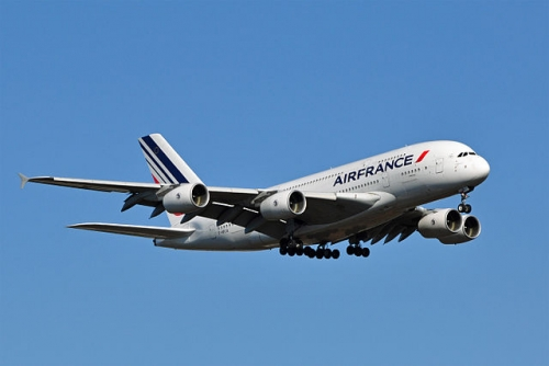 Air France A380  Picture: Joe Ravi/commons
