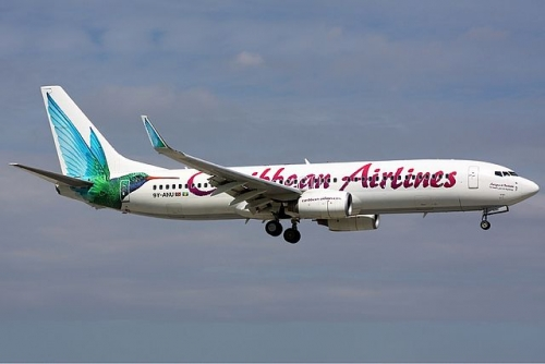 Caribbean Airlines 737-800  Picture: Luis David Sanchez/commons.wikimedia.org