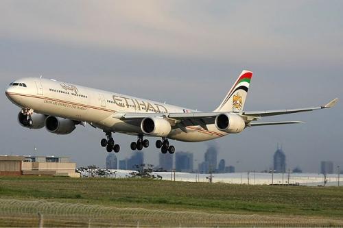 Etihad A340  Picture: Mehdi Nazarinia/commons.wikimedia.org
