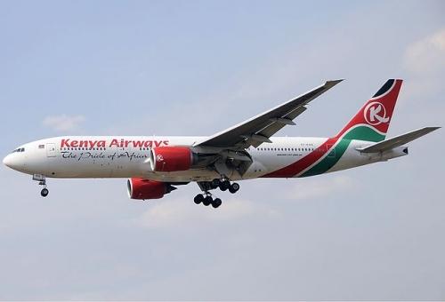 Kenya Airways 777  Picture: Aldo Bidini/commons.wikimedia.org