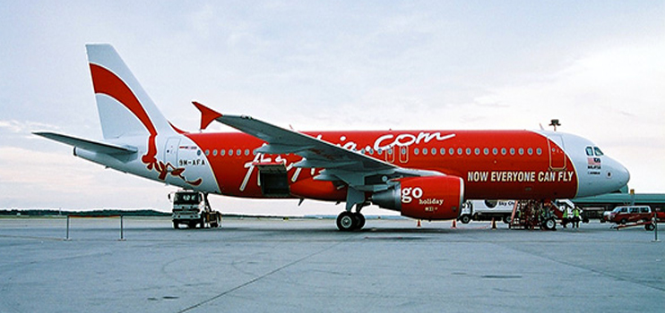 AirAsia A320  Picture: Andy Mitchell/commons.wikimedia.org