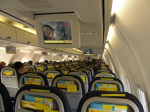 TUIfly on board  Picture: Ra Boe/commons.wikimedia.org