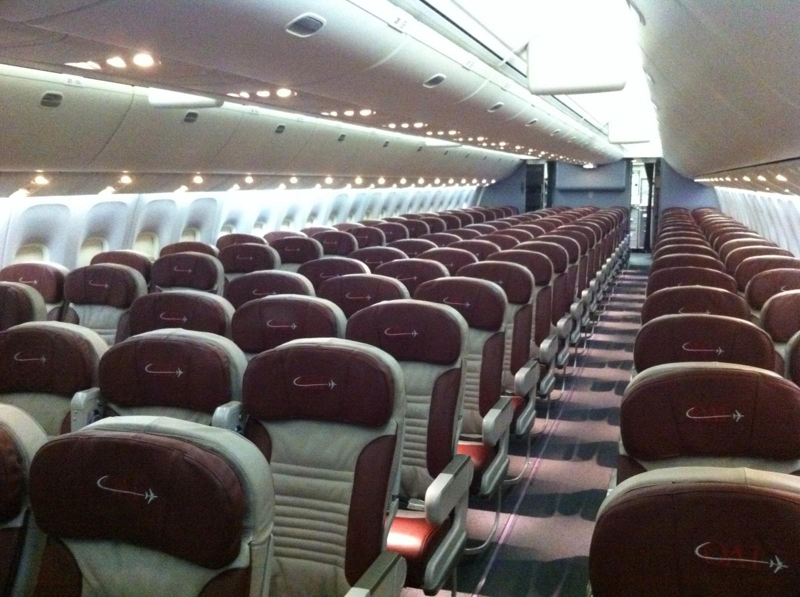 Omni Air International seating