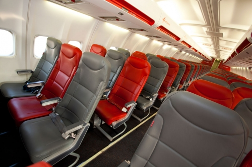 Seating  Picture: Jet2