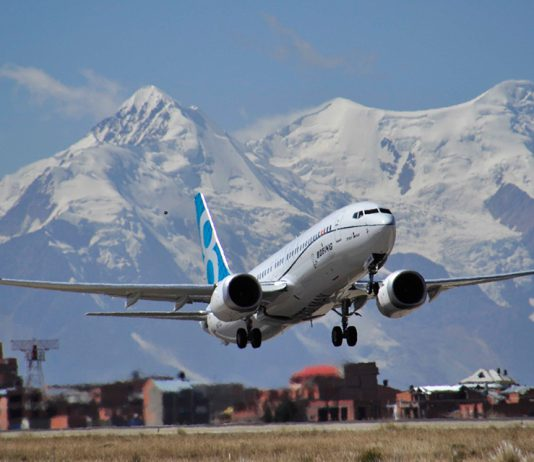 Boeing brief and 737 MAX