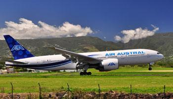 Air Austral 777-200LR Picture: Air Austral