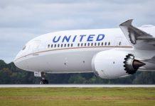 United Boeing 787-10 Europe