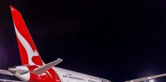 qantas everett 787-9 Bpoeing