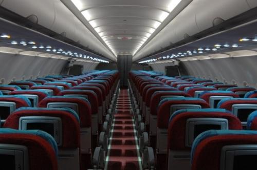 Turkish Airways Economy Class  Picture: Facebook/Turkish Airlines