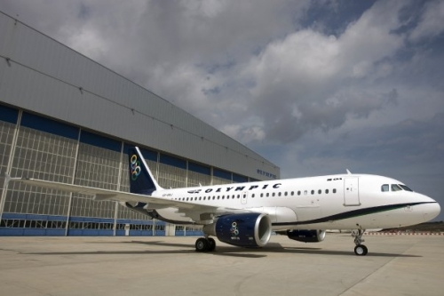 Olympic Air Picture: Facebook/Olympic Air