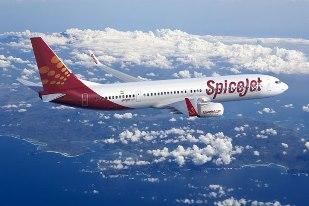 SpiceJet 737-800 Picture: Facebook/SpiceJet
