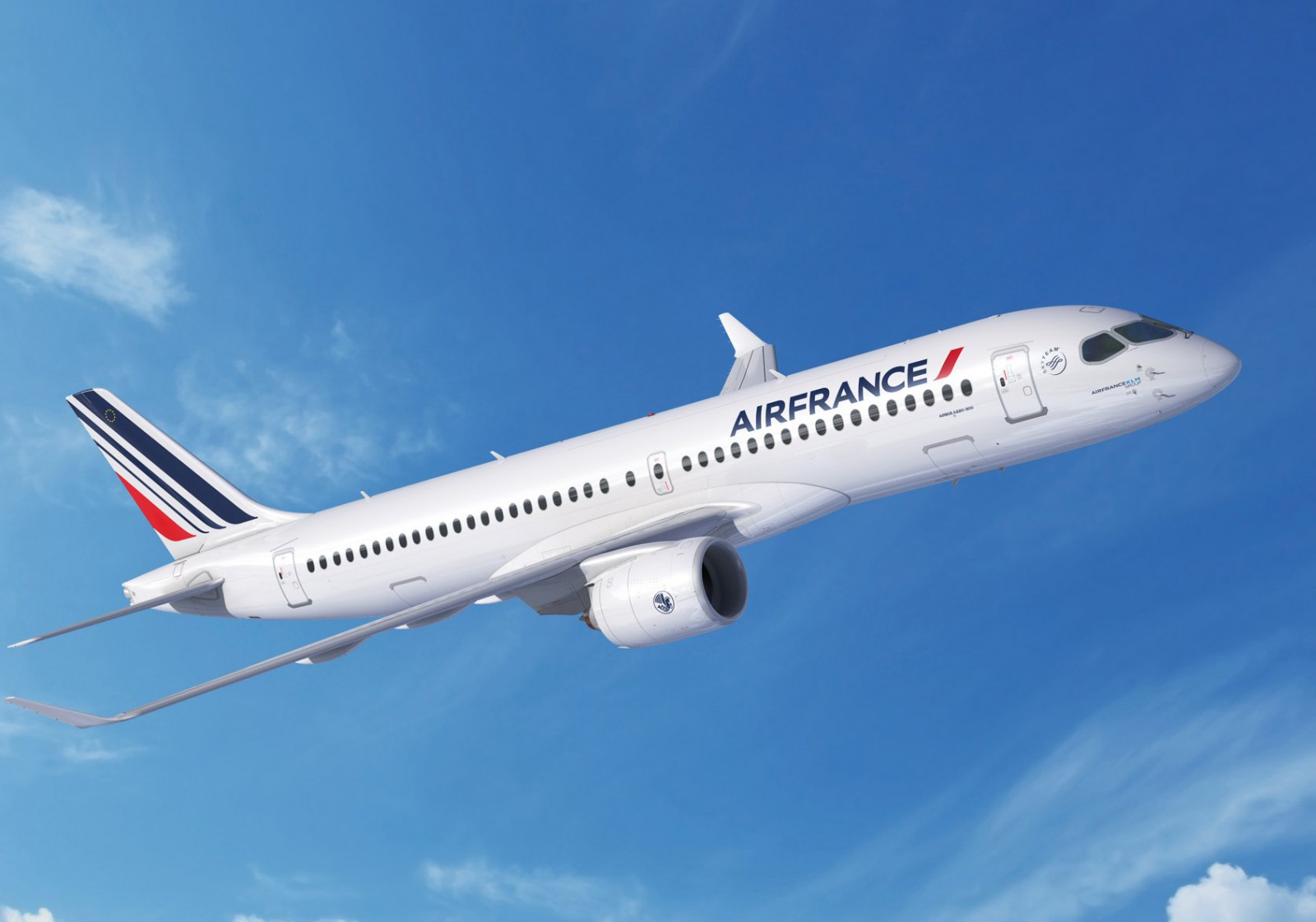 Air France Adds Airbus A220 to Fleet, Details A380 Retirement Schedule