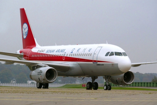 Sichuan Airlines A319  Picture: Airbus
