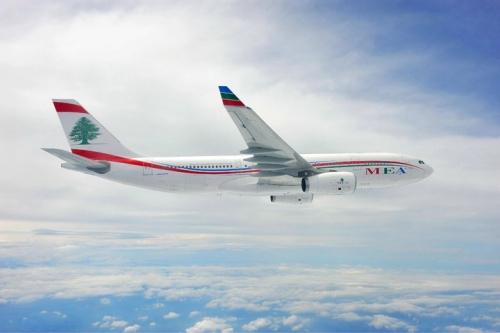 MEA A320  Picture: Facebook/MEA