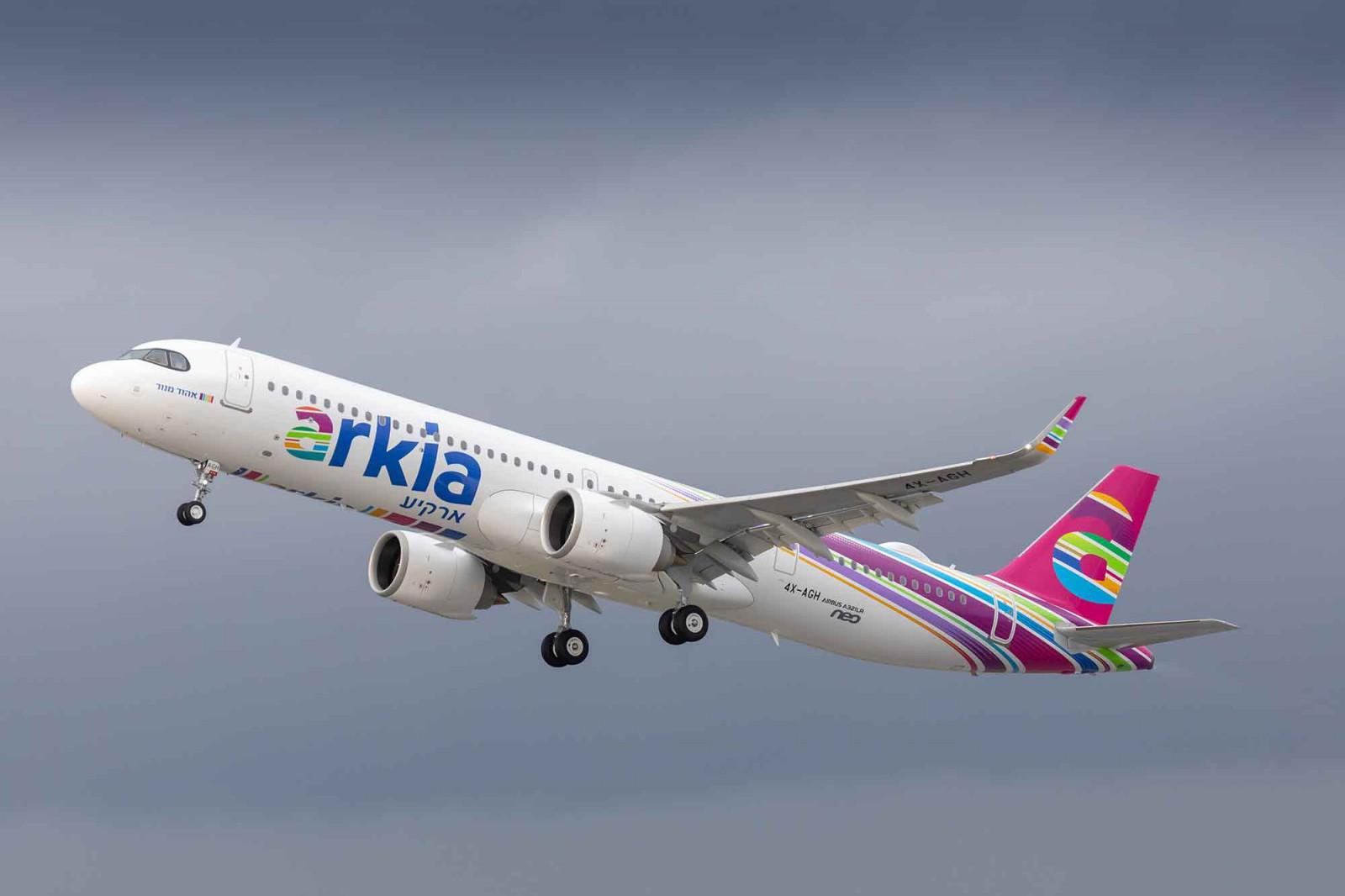 Airkia A321LR launch customer