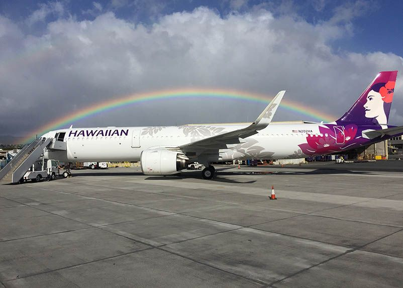 Hawaiian Plans Capacity Growth After 2017 Passenger Record