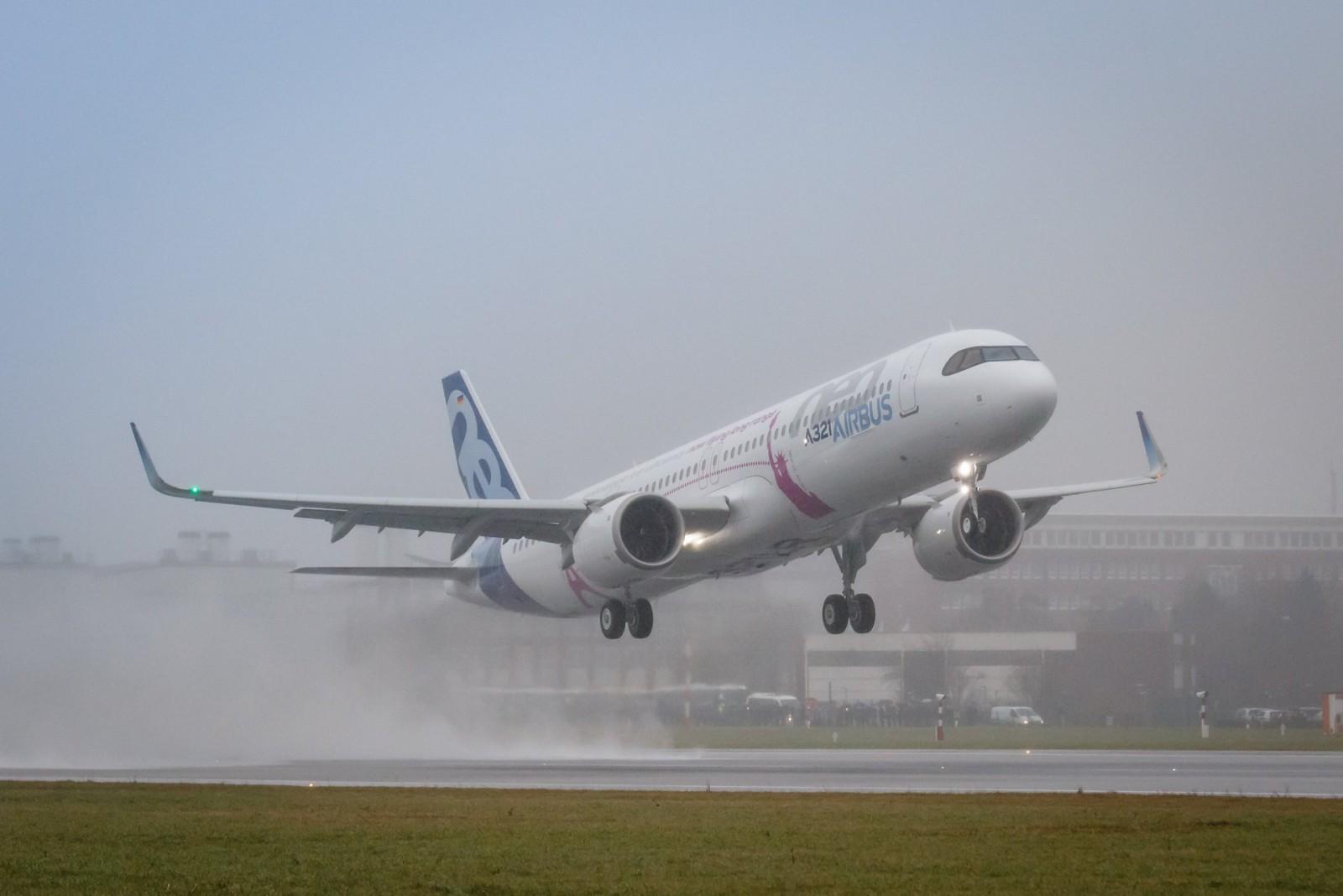 A321neo LR AirAsia X