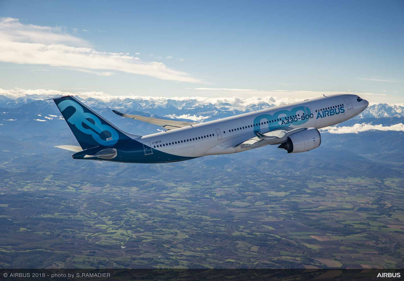 Airbus A330-800 neo makes first flight - Airline Ratings