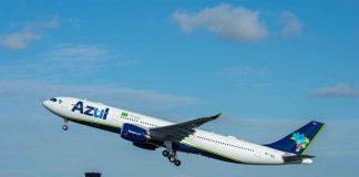 Azul A330neo first Americas