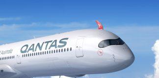 Qantas union A350