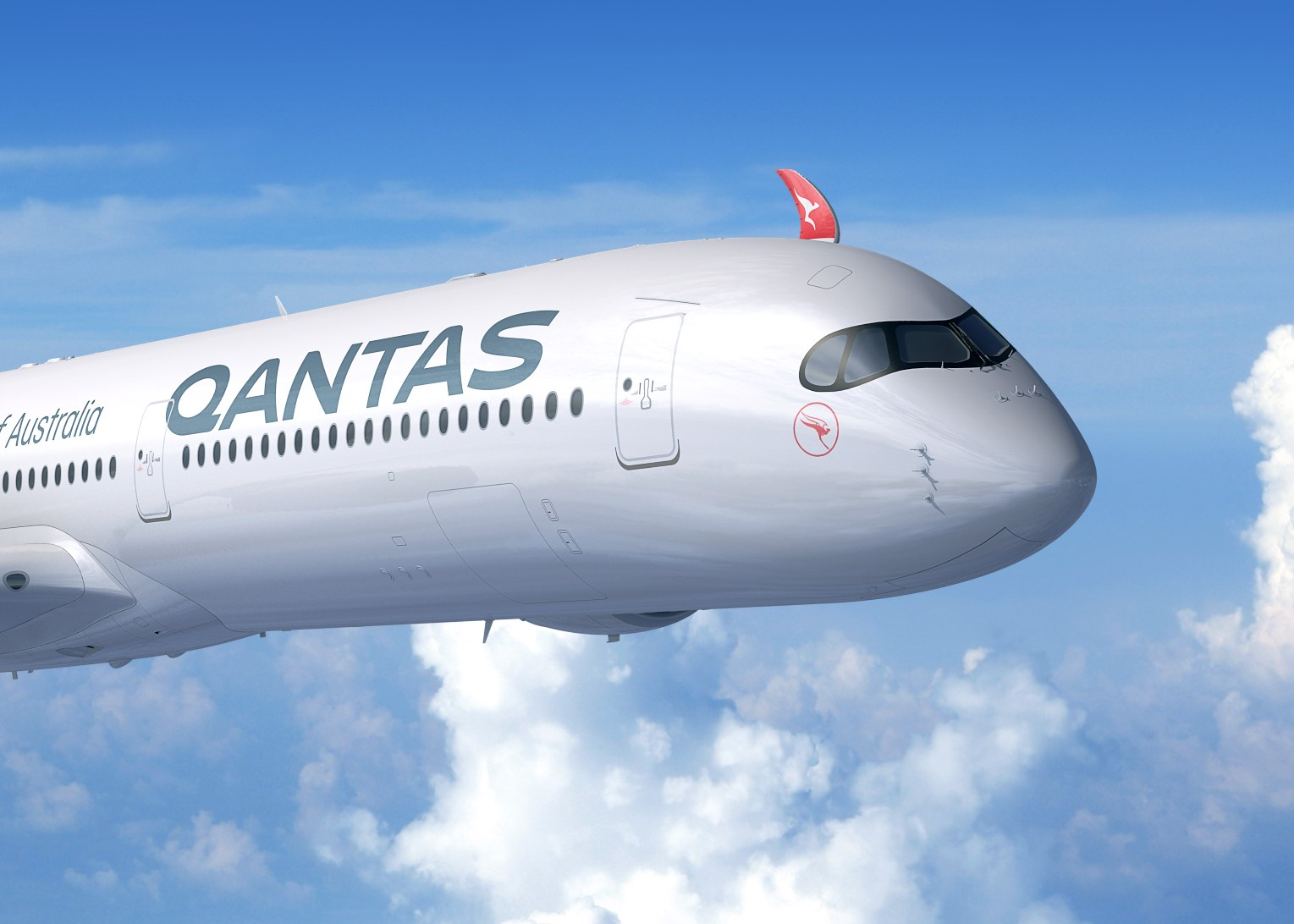 Welsh Wings for Project Sunrise as Qantas selects Airbus