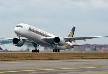 Singapore Airlines lauches world's longest flight
