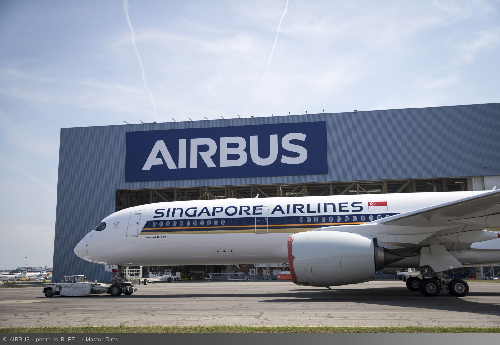 Singapore Airlines first A350-900ULR. Image: Airline Ratings