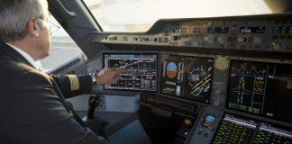 Airbus touchcreens cockpit