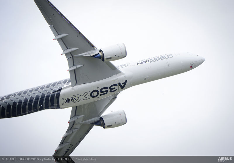 Airbus Oceania planes increase