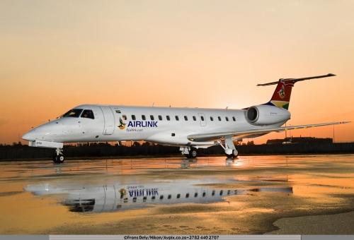 Airlink ERJ 135 LR  Picture: Airlink