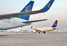 Air Astana Lufthansa growth