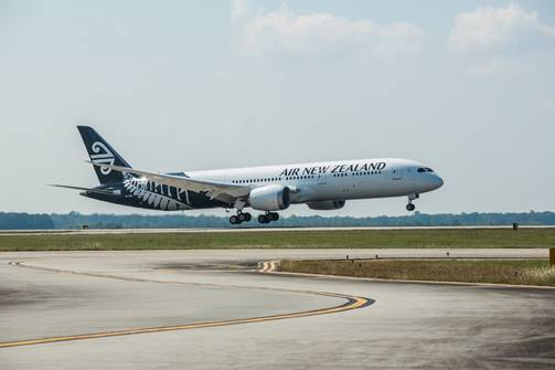 10th Dreamliner Air New Zealand