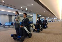 self-driving wheelchairs