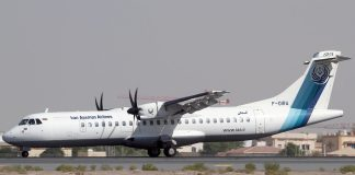 Aseman Airlines ATR 72