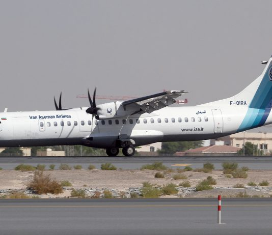 Aseman Airlines ATR 72