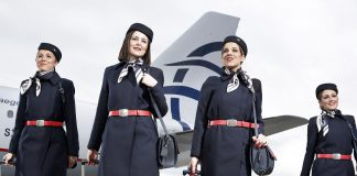 Aegean Airlines Wins Best Regional Airline Award