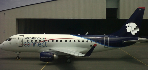 Aeromexico connect Embraer E170