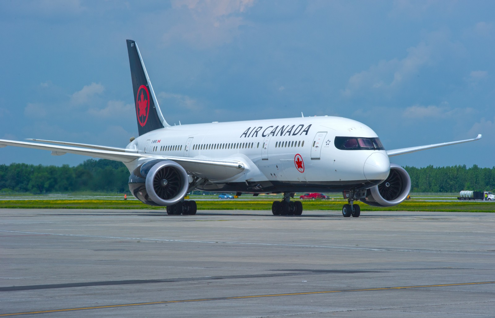 Air Canada aeroplan regulatory approval