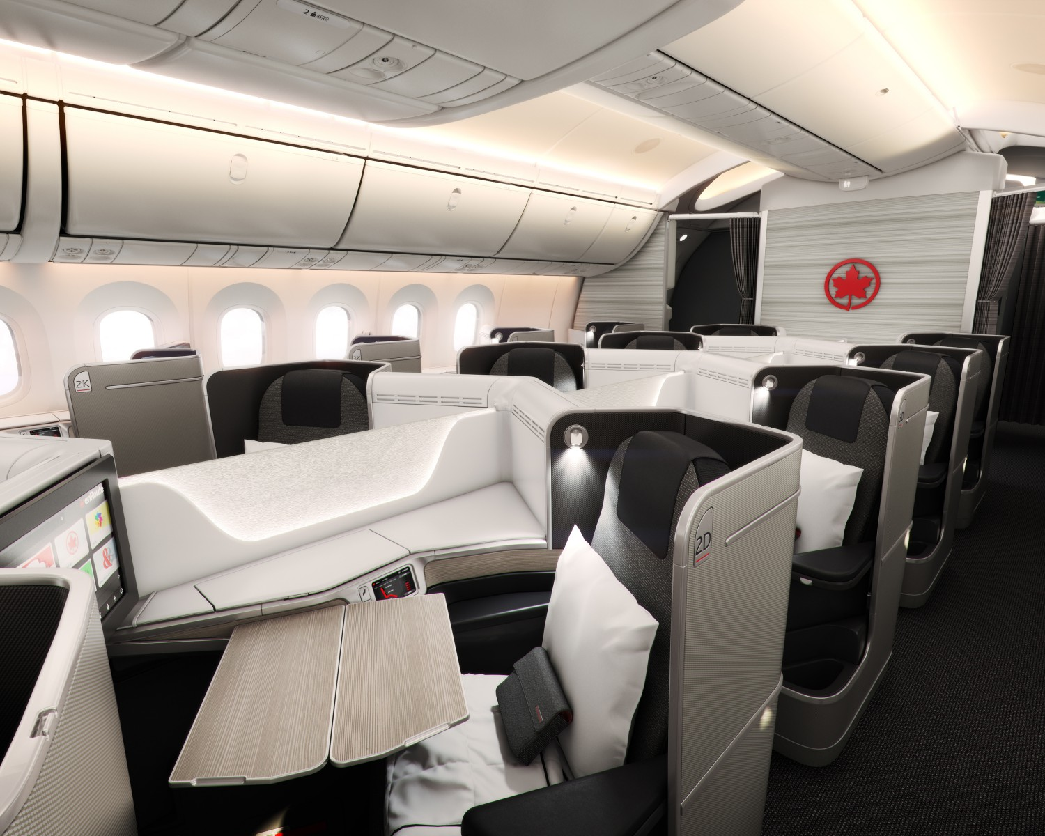 Air Canada Business Class International