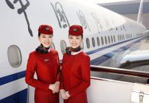 Air China Brisbane Australia