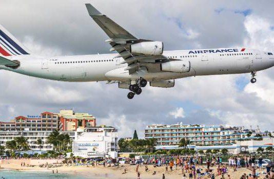 Air France codeshare Qantas