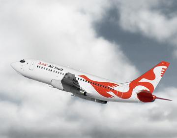 Air Inuit 737 Aircraft