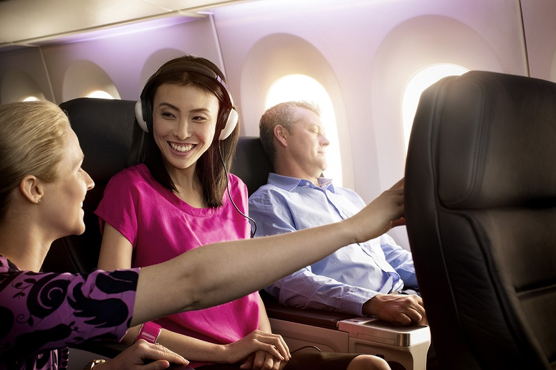 Air New Zealand named airline of the year -again
