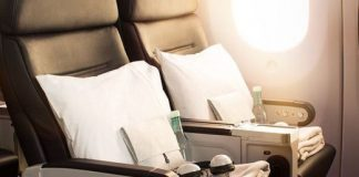 Air New Zealand Shines in Premium Economy.