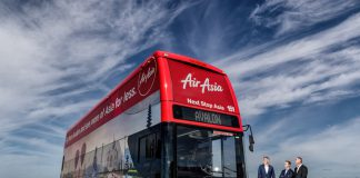 AirAsia Avalon bus services