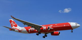 Airasia medical emergency baby
