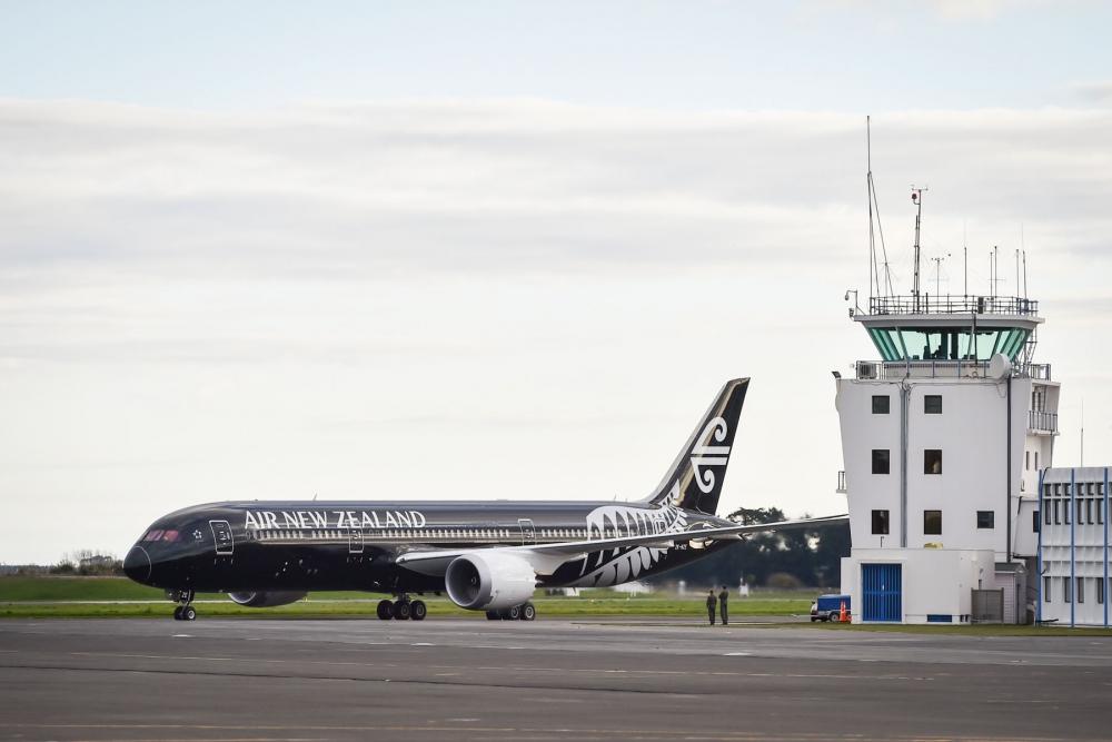 New Zealand departures halted