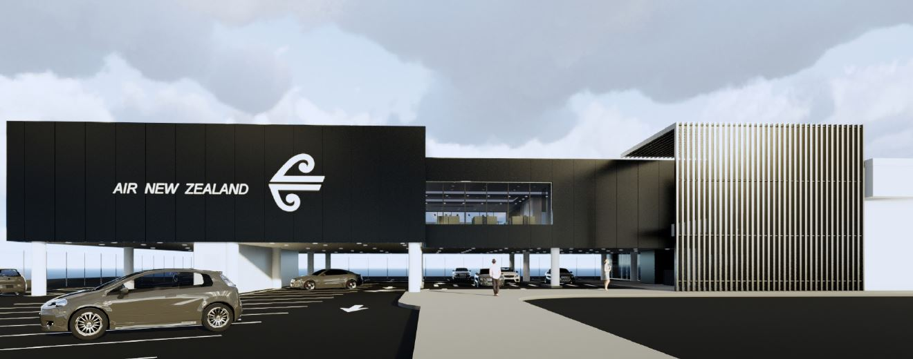 Air New Zealand lounges