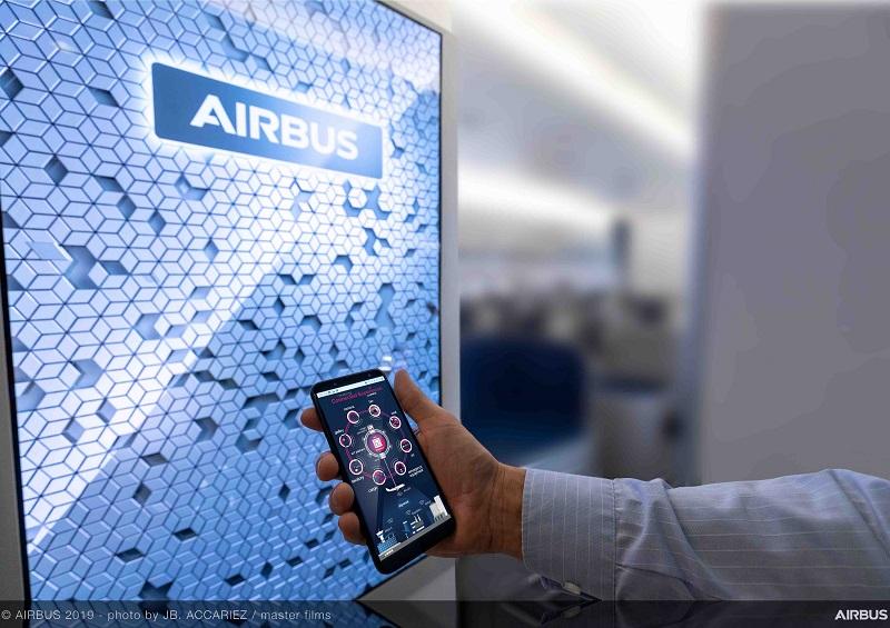 Airbus cabin technologies