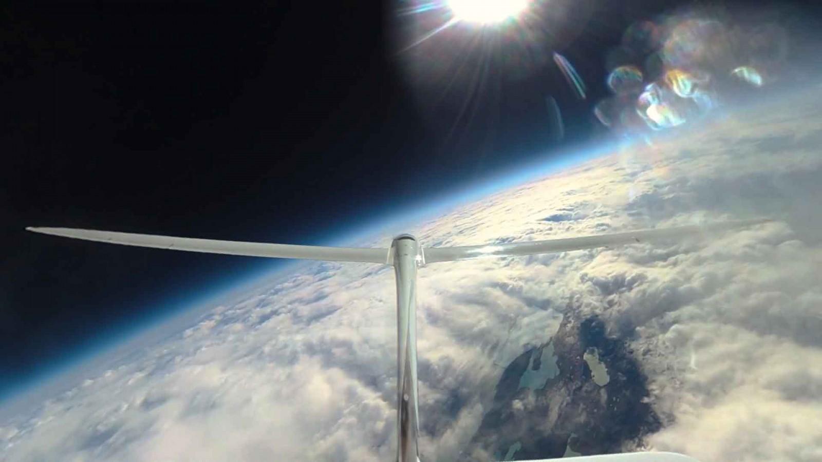 Perlan 2 Airbus record U2 SPY PLane